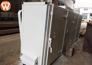 2 T/H 45Kw Feed Drying Machine , Shrimp Prawn Carp Catfish Tilapia Floating Animal Feed Dryer