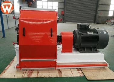 Water Drop Livestock Animal Feed Crusher 8t/h Capacity With Siemens Motor
