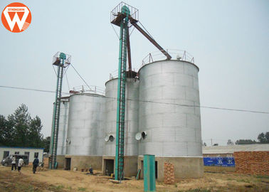 1000 Ton Capacity Chicken Feed Silo Tight Cattle Feed Storage Silo
