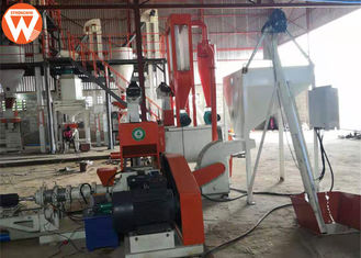 Aqua Floating Fish Feed Production Line Fish Feed Extruder Screw Plant