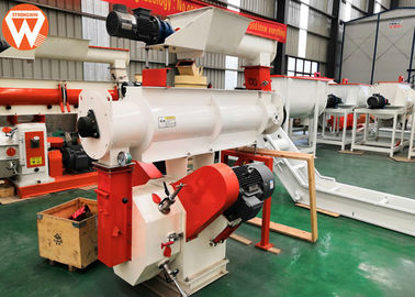 China Customer-Tailor Complete Set Poultry Chicken Feed Mill Equipment supplier