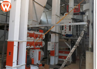 Rabbit Feed Pellet Production Plant