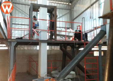 Design 2-3T/H Livestock Poultry Feed Manufacturing Process Equipment
