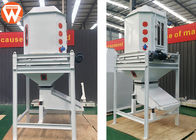 China Counter Flow Feed Pellet Cooler Screening Machine Multifunction For Animal company