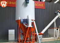 Low Noise Poultry Feed Mixer Machine 7.5 Kw * 2.2 Kw Mixing Uniformity CV ≤ 10%