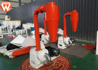 11KW Hammer Mill Animal Feed Crusher 3200r/Min Spindle Speed 1650×820×1200mm