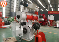 Complete Poultry Feed Plant Machinery 1-2t/H Capacity With Siemens Motor