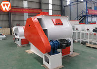 Poultry Animal Aquatic Feed Mixer Machine High Evenness Degree 5.5 - 37kw
