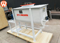 U Type Horizontal Poultry Feed Mixer Grinder 500Kg/P Capacity 33r/Min Rotation Speed