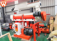 SZLH320 Single Layer Conditioner Ring Die Poultry Pellet Mill Machine