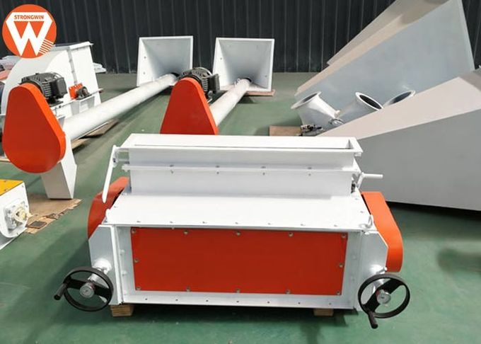 3KW Auxiliary Equipment Poultry Bird Duck Pigeon Feed Pellet Crumbler Machine 0