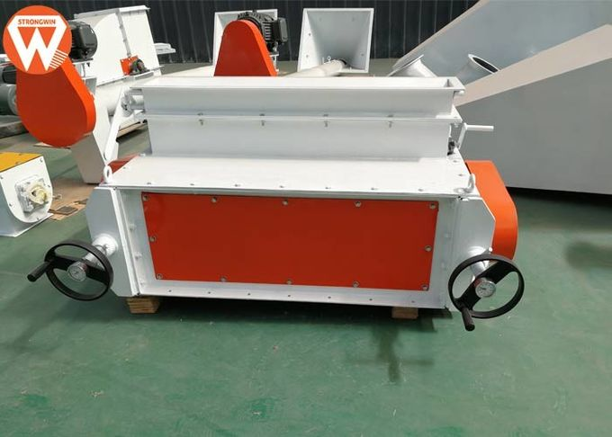 Livestock Pig Rabbit Feed Pellet Auxiliary Equipment Crumble Machine For Feed Plant 0